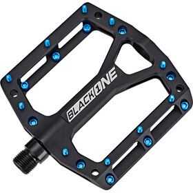 Reverse Black One Pedalen, black/light blue